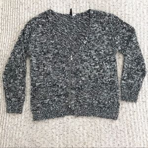 Zip Up Cardigan Sweater